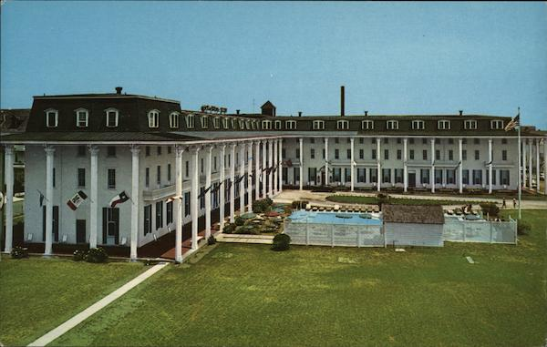 The Congress Hall Hotel Cape May New Jersey