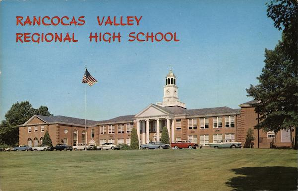 Rancocas Valley Regional High School Mount Holly New Jersey