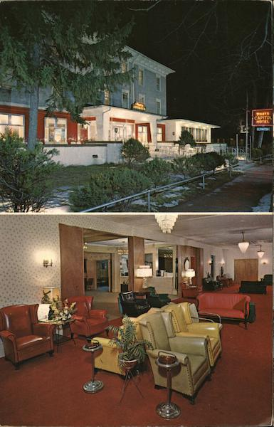 Post S Capitol Hotel Lakewood New Jersey