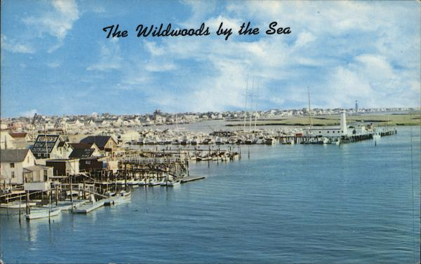 Wildwood Yacht Basin Wildwood-by-the-Sea New Jersey