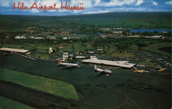 Hilo Airport Hawaii Airports