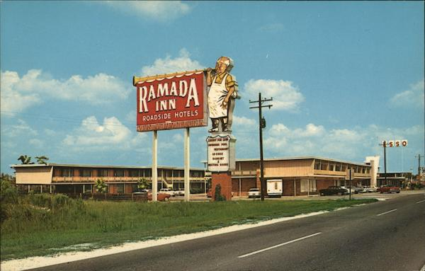 Ramada Inn Lake Charles Louisiana