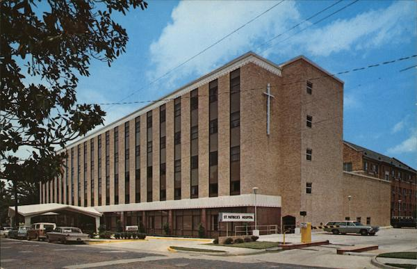 St. Patrick's Hospital Lake Charles Louisiana