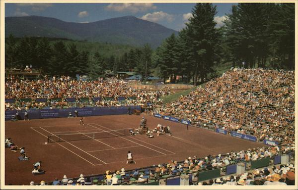 Volvo International Tennis Tournament North Conway Nh