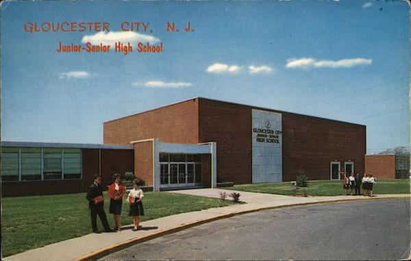 Junior-Senior High School Gloucester City New Jersey