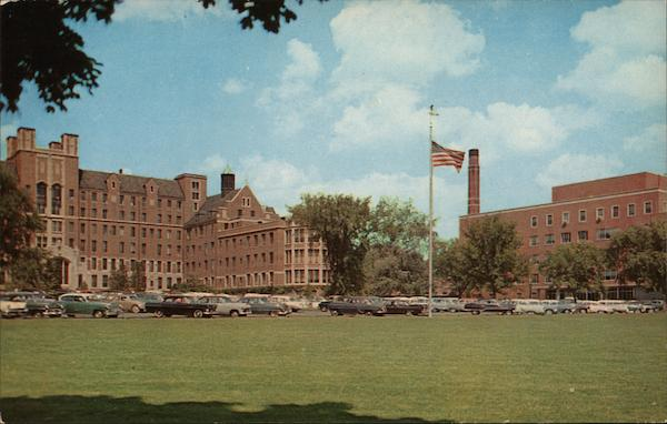 Springfield Hospital and Wesson Maternity Hospital Massachusetts