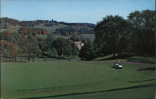 Golf Course, Oglebay Park Wheeling West Virginia