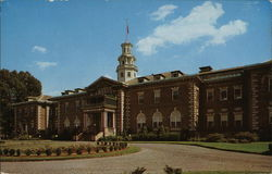 Administration Building, Allentown State Hospital