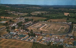 Flemington Fair - Aerial View