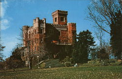 Vanderpoel Castle at Easterly Approach to Chatham