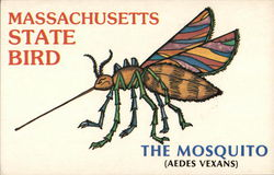 Massachusetts State Bird - The Mosquito