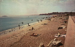 Devereux Beach Postcard