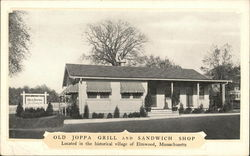 Old Joppa Grill and Sandwich Shop