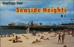 Greetings from Seaside Heights