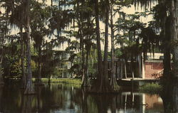 University of Southwestern Louisiana - Cypress Lake