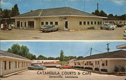 Catahoula Courts & Cafe