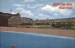 Sheraton-Maui Resort Hotel - Kaanapali Beach