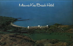 Aerial View of Mauna Kea Beach Hotel
