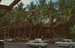 Shopping Arcade on Beautiful Alii Drive