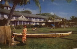The Ocean Terrace of Kona Inn