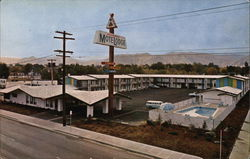 American Motelodge Postcard