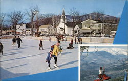Skating Rink, North Conway Viilage
