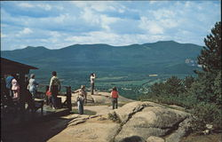 View From the Summit of Mt. Cranmore
