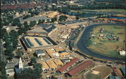 Eastern States Exposition - Aerial View