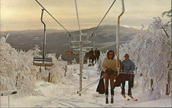 Bromley Mountain Chair Lift