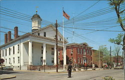 Hunterdon County Courthouse