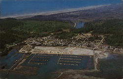 Port of Ilwaco Moorage Basin