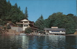Fairholm Resort, Lake Crescent