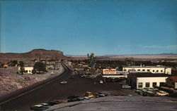 City View of Wendover, Utah-Nevada Postcard