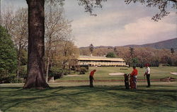 The Greenbrier - Golf and Tennis Club