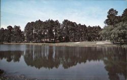 Cairo Country Club Postcard