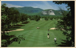 Country Club In the Heart of the White Mountains