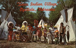 Sioux Indian Village