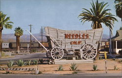 Covered Wagon at Needles