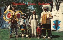 Ohallah Sioux Indians