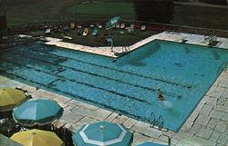 Basin Harbor Club - Allen P. Beach Swimming Pool