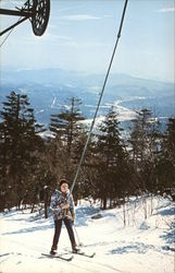 Okemo Mountain Postcard