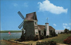 Windmill House on Bass River