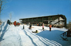 Haystack Mountain Ski Area - Base Lodge