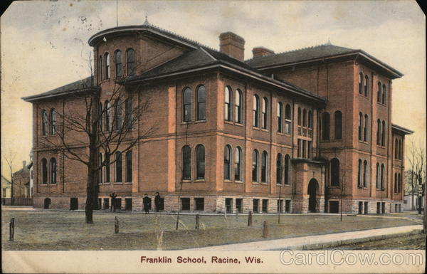 Franklin School Racine Wisconsin