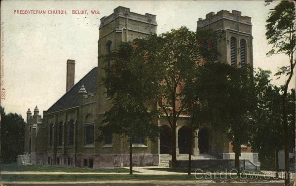 Presbyterian Church Beloit Wisconsin