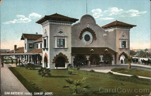 Sunset Depot San Antonio Texas