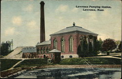 Lawrence Pumping Sation
