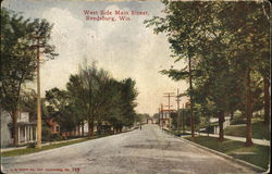 West Side Main Street