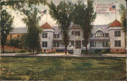 Fairchild Hall, Wisconsin Veterans' Home