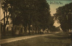 East Water Street Postcard